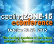 coolingZONE 2015 Full Thermal Management Summit