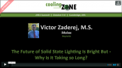 The Future of Solid State Lighting