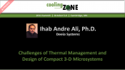 Thermal Management and Design of 3-D Microsystems