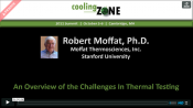 An Overview of the Challenges in Thermal Testing