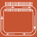 heat pipe icon